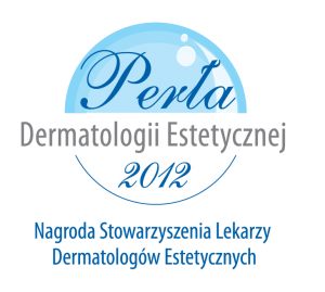 Perła Dermatologii Estetycznej 2012 Laser VariLite w esteticon.pl - logo