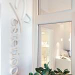 Wejscie do Centrum Dermatologii Esteticon Szczecin